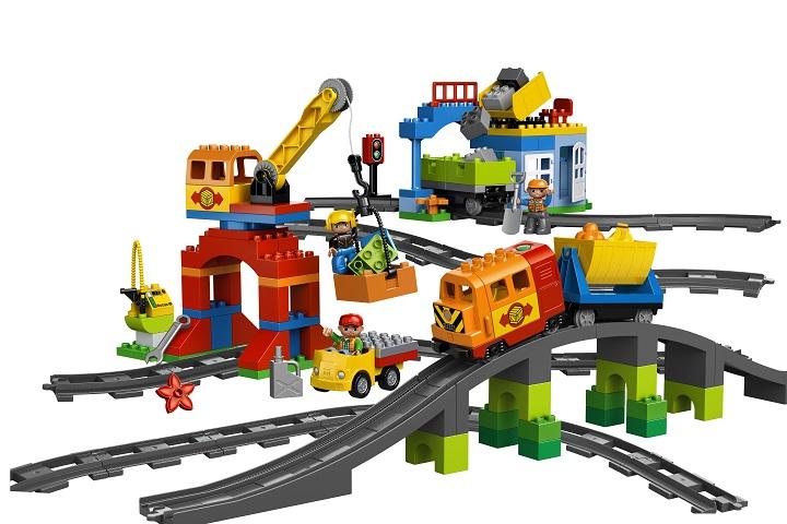 LEGO® DUPLO® Eisenbahn Super Set 10508 | eBay