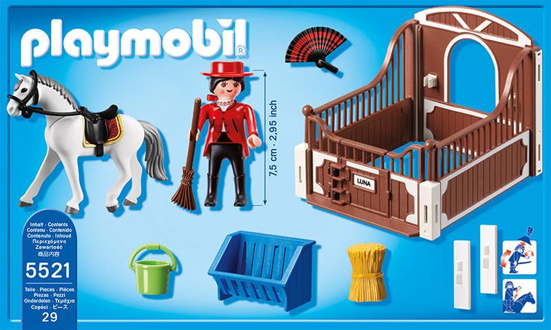 centre equestre playmobil les bons plans de micromonde. Black Bedroom Furniture Sets. Home Design Ideas