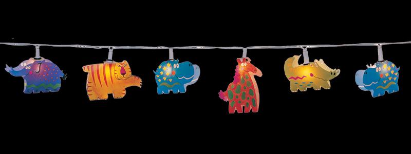 Großartig Lichterketten Für Kinderzimmer Bildergalerie ...