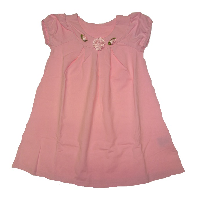 kinderit festliches m dchen tunika kleid rosa gr 92. Black Bedroom Furniture Sets. Home Design Ideas