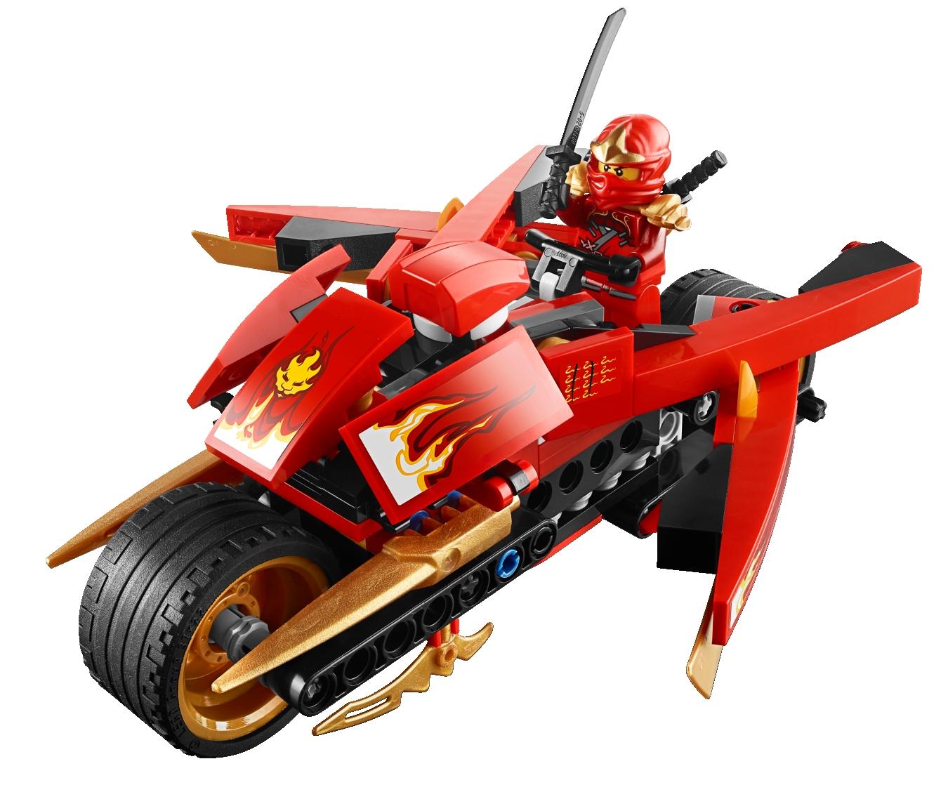 Lego Ninjago Kais Feuer Bike 9441 Neu In Ovp Ebay