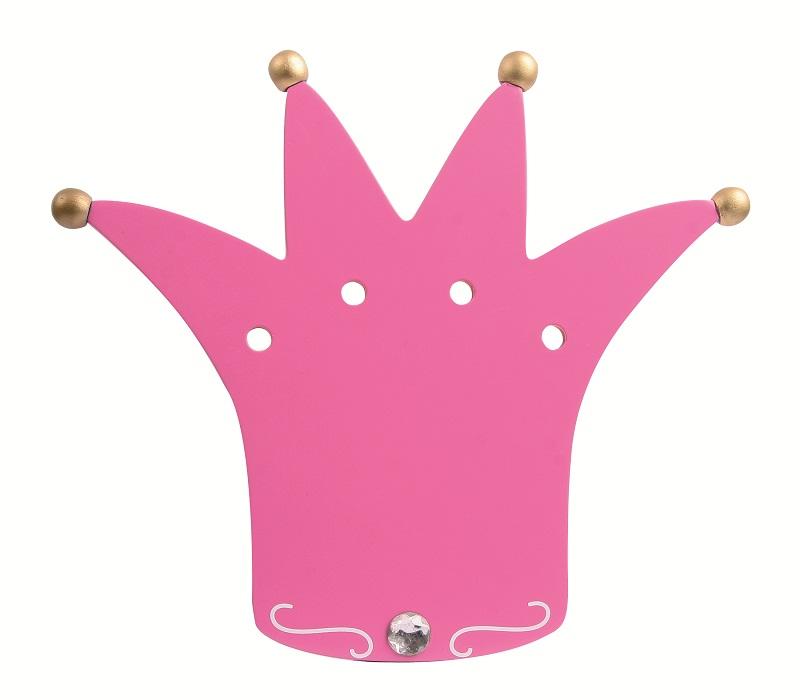 tr present wandlampe f r kinder krone rosa neu in ovp ebay. Black Bedroom Furniture Sets. Home Design Ideas