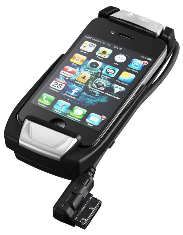 Mercedes phone cradle iphone for Mercedes benz ontario phone number
