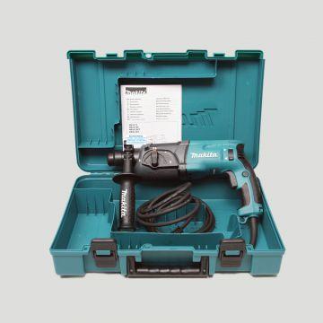 makita bohrhammer hr2470 sds plus 2 9kg 780w im koffer ebay. Black Bedroom Furniture Sets. Home Design Ideas