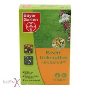 euro pro liter bayer rasen unkrautfrei hedomat 60 ml f r 100m ebay. Black Bedroom Furniture Sets. Home Design Ideas