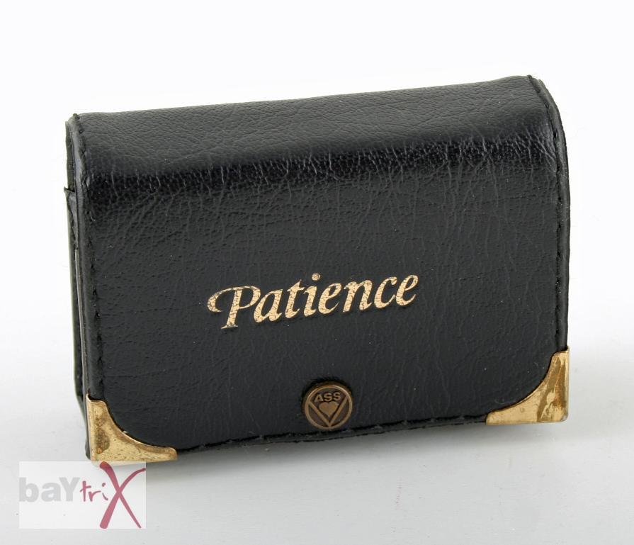 patience spielanleitung