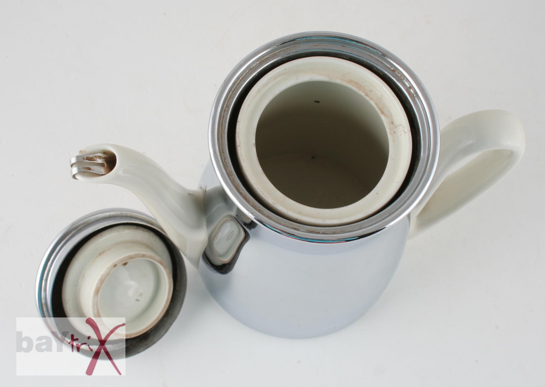 kaffeekanne f rstenberg thermo porzellan kanne thermohaube. Black Bedroom Furniture Sets. Home Design Ideas