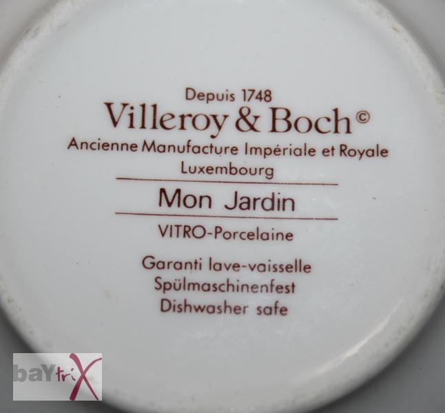 kanne milchkanne porzellan villeroy boch depuis 1748 ebay. Black Bedroom Furniture Sets. Home Design Ideas