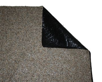 steinfolie teich bachlauf teichrand heissner pvc 1x3 m ebay. Black Bedroom Furniture Sets. Home Design Ideas