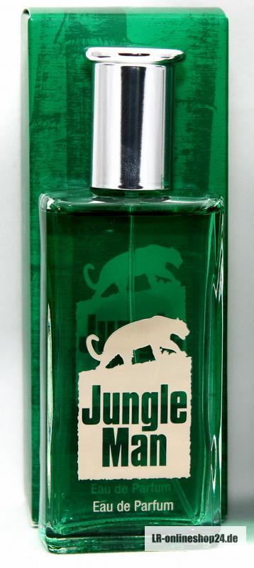 lr jungle man eau de parfum 50ml neu ebay. Black Bedroom Furniture Sets. Home Design Ideas