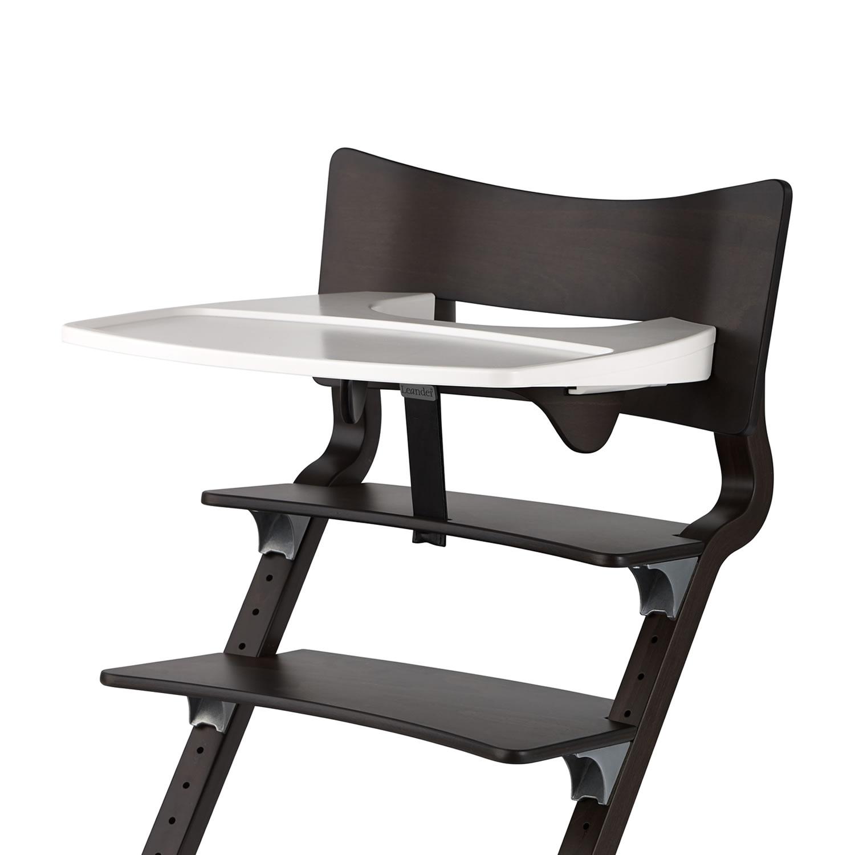 leander hochstuhl tisch tablett wei ebay. Black Bedroom Furniture Sets. Home Design Ideas