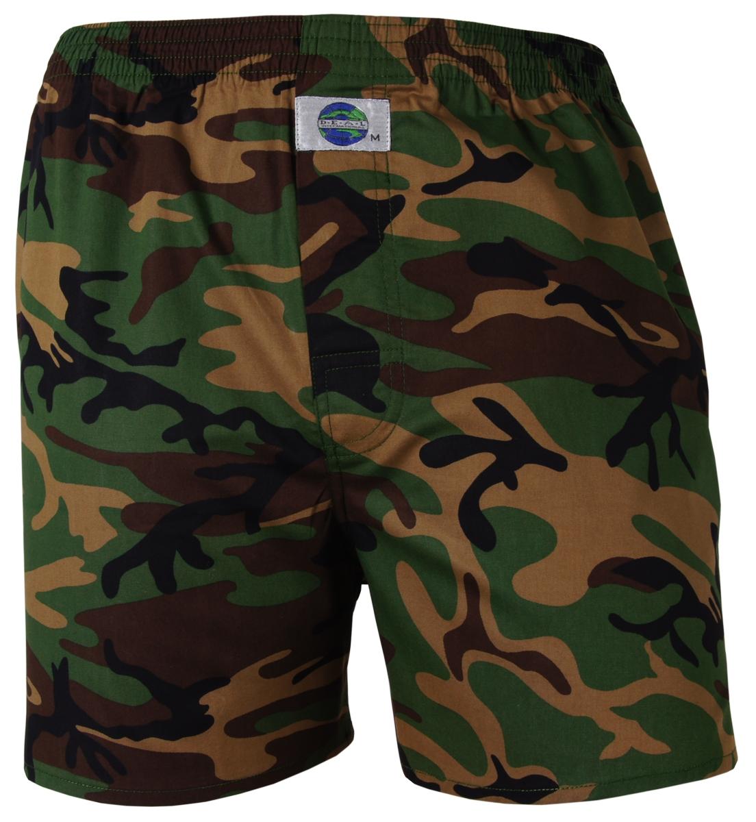 deal international boxer shorts camouflage of 100 cotton. Black Bedroom Furniture Sets. Home Design Ideas