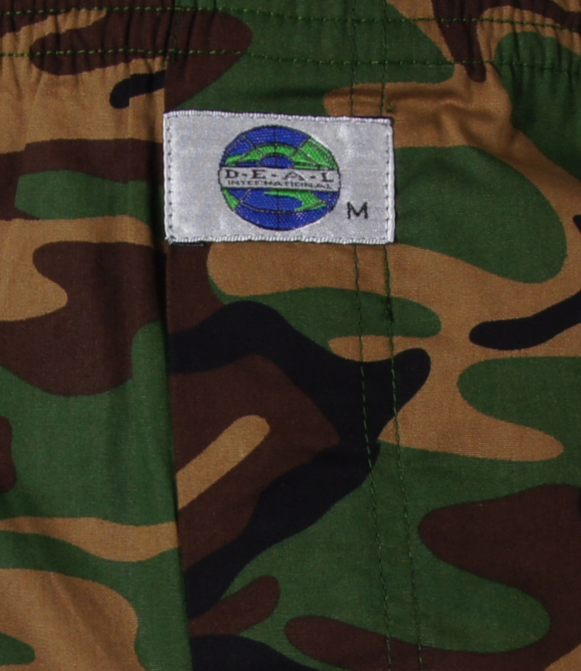 deal international boxershorts camouflage aus 100. Black Bedroom Furniture Sets. Home Design Ideas