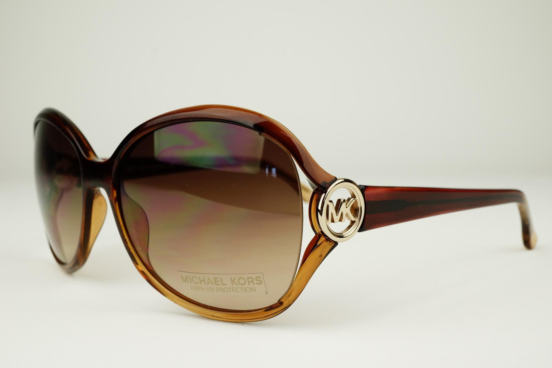 michael kors sonnenbrille damen mk m2785s 626 helena braun
