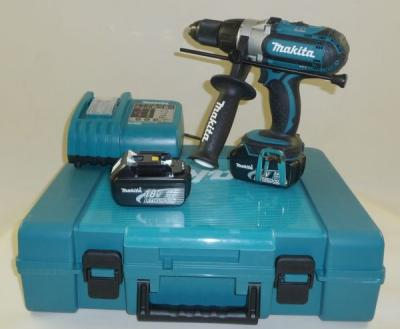 18v makita lxt akkuschrauber bhp451rfe ebay. Black Bedroom Furniture Sets. Home Design Ideas