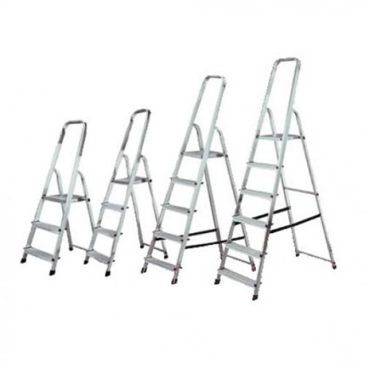 krause corda haushaltsleiter stufenleiter 5 stufen arbeitsh he 3 00 m leiter. Black Bedroom Furniture Sets. Home Design Ideas