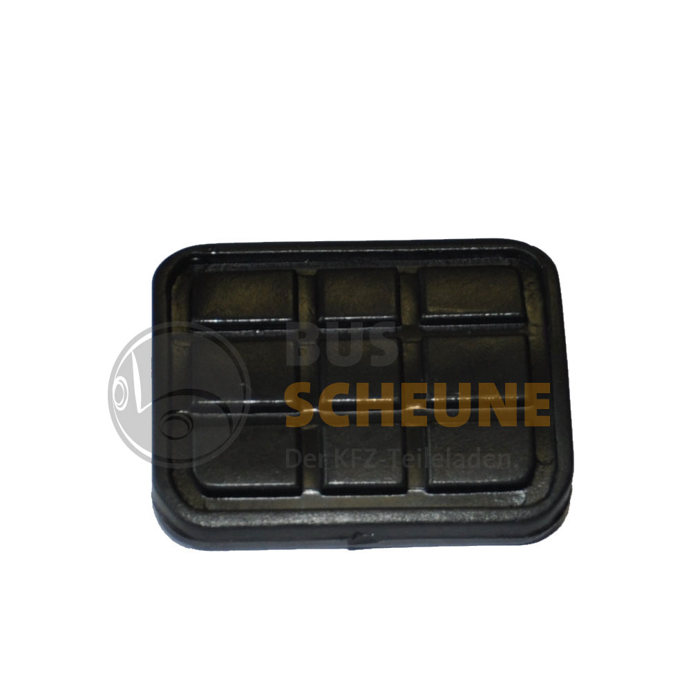 vw bus t2 t2b pedalbelag pedalgummi kupplungspedal. Black Bedroom Furniture Sets. Home Design Ideas