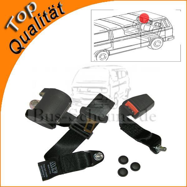 vw bus t2 t3 sicherheitsgurt dreipunktgurt hinten lang ebay. Black Bedroom Furniture Sets. Home Design Ideas