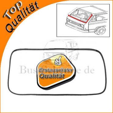VW Bus T2 T3 Frontscheibe Gummi Frontscheibendichtung Dichtung Front Scheibe NEU