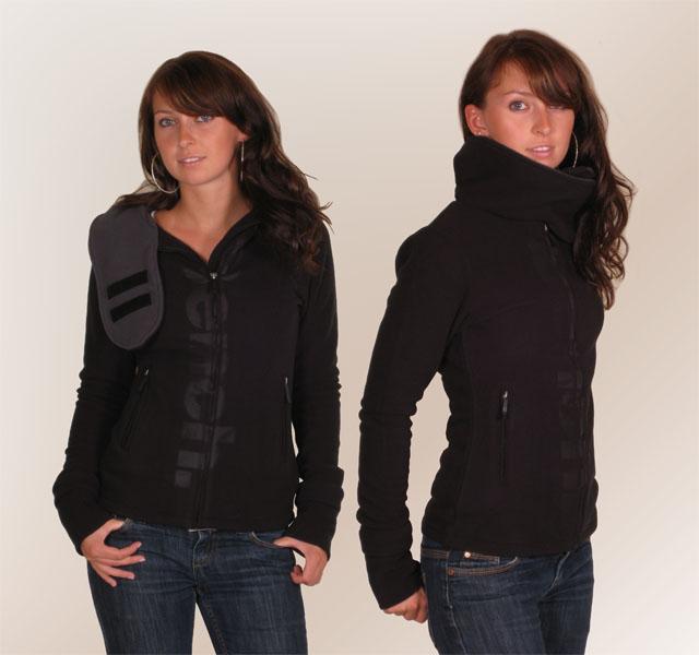 pics photos bench damen fleece jacke finish first fleece bright. Black Bedroom Furniture Sets. Home Design Ideas