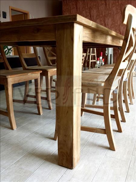 Obi Gartenmobel Polster : Esstisch Teakholz Massiv rustikal Tisch Teak Holz 100 x 200 cm  eBay