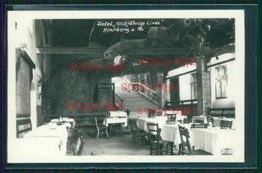 ak -  Kirchberg Hotel Linde