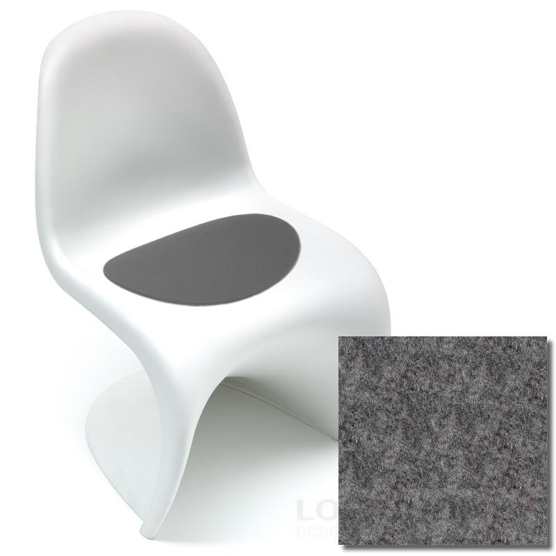 hey sign sitzkissen panton chair 01 anthrazit ebay. Black Bedroom Furniture Sets. Home Design Ideas