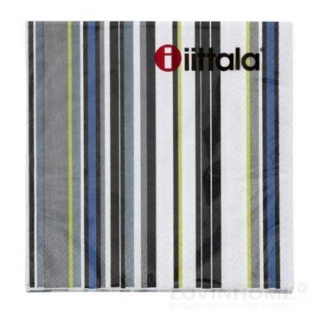 iittala Origo Papierservietten schwarz - limitiert!