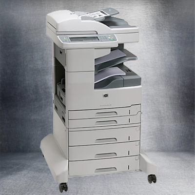 hp laserjet m5035xs mfp multifunktionsger t duplex hefter din a3 scanner drucker ebay. Black Bedroom Furniture Sets. Home Design Ideas