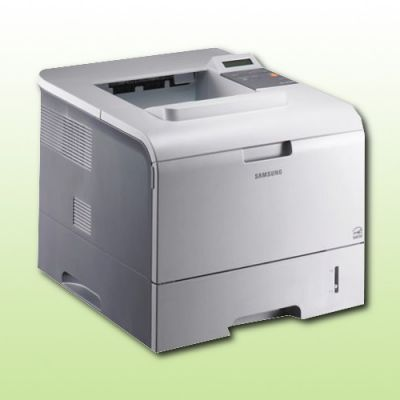 samsung ml 4050n laserdrucker s w a4 netzwerk parallel usb. Black Bedroom Furniture Sets. Home Design Ideas