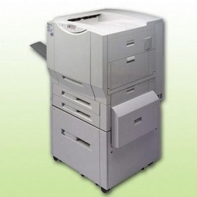 hp color laserjet 8550n laserdrucker farbe a3 netzwerk. Black Bedroom Furniture Sets. Home Design Ideas