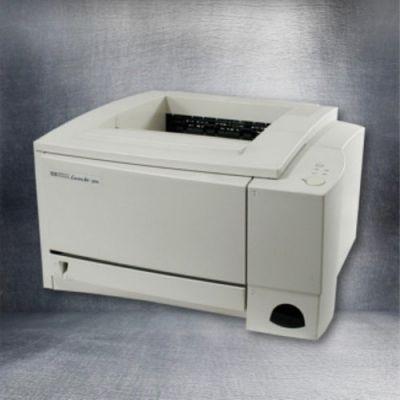 hp laserjet 2100 laserdrucker din a4 s w drucker unter blatt gedruckt 0683728170332 ebay. Black Bedroom Furniture Sets. Home Design Ideas