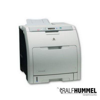 hp color laserjet 3000dn laserdrucker a4 farbe mit toner. Black Bedroom Furniture Sets. Home Design Ideas