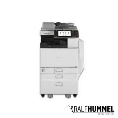 ricoh aficio mp c3502 2 pf kopierer drucker scanner fax. Black Bedroom Furniture Sets. Home Design Ideas