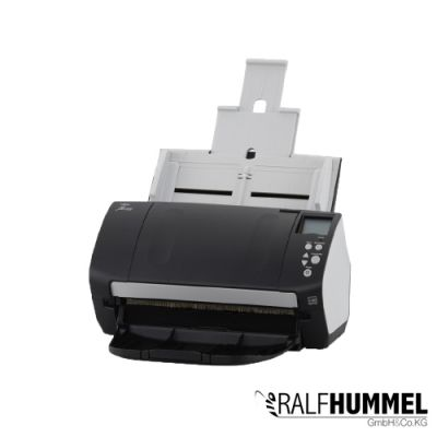 fujitsu fi 7160 scanner dokumentenscanner adf usb din a4. Black Bedroom Furniture Sets. Home Design Ideas