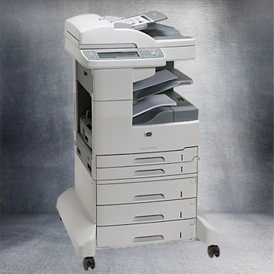 hp laserjet m5035xs mfp multifunktionsger t duplex hefter din a3 scanner drucker. Black Bedroom Furniture Sets. Home Design Ideas