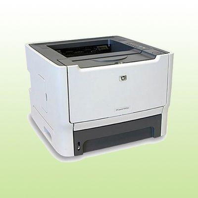 hp laserjet p2015dn 2015dn 2015 laserdrucker drucker duplex netzwerk lan usb s w ebay. Black Bedroom Furniture Sets. Home Design Ideas