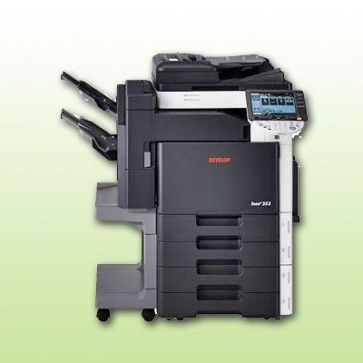 develop ineo 253 kopierer farbe fax laserdrucker din a3. Black Bedroom Furniture Sets. Home Design Ideas