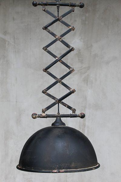 scherenarm lampe factory industrielampe shabby fabrik. Black Bedroom Furniture Sets. Home Design Ideas