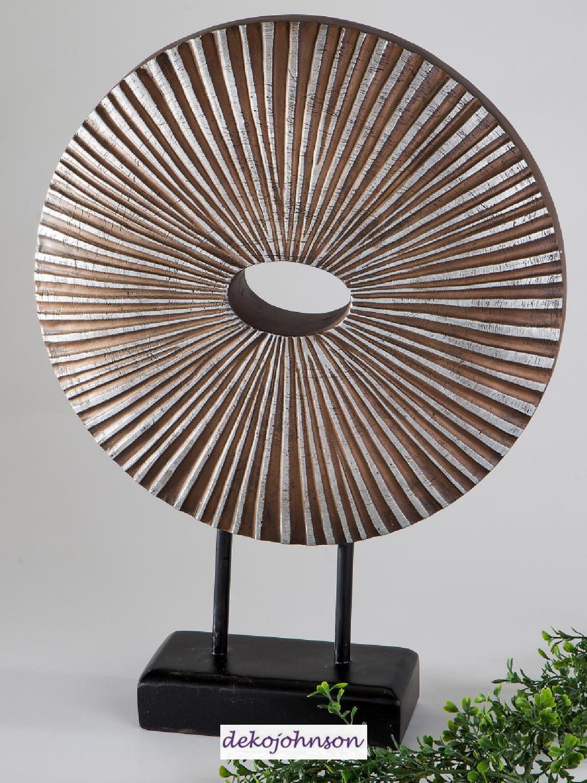 Deko-Objekt Ravello,54 cm Skulptur Kunstobjekt Dekofigur Geschenk modern  eBay