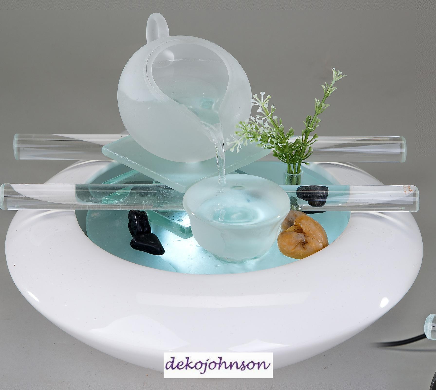 zimmerbrunnen modern zimmerbrunnen modern mit beleuchtung. Black Bedroom Furniture Sets. Home Design Ideas