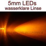 5mm LEDs GELB 16000 mcd