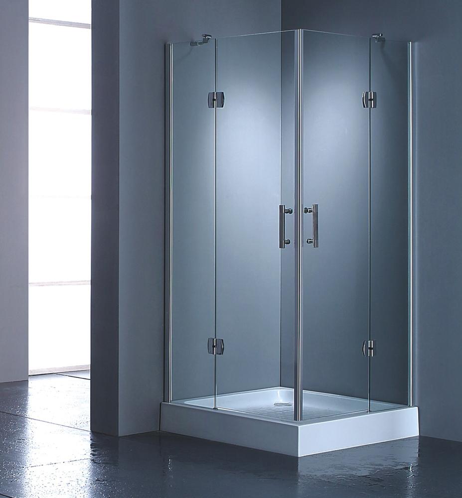 duschabtrennung duschkabine duschen duschtasse eck duschwanne duschwand 80x80 cm ebay. Black Bedroom Furniture Sets. Home Design Ideas