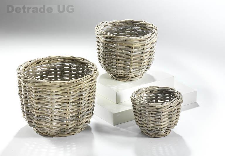 Pflanzkübel aus Rattan günstig kaufen | eBay