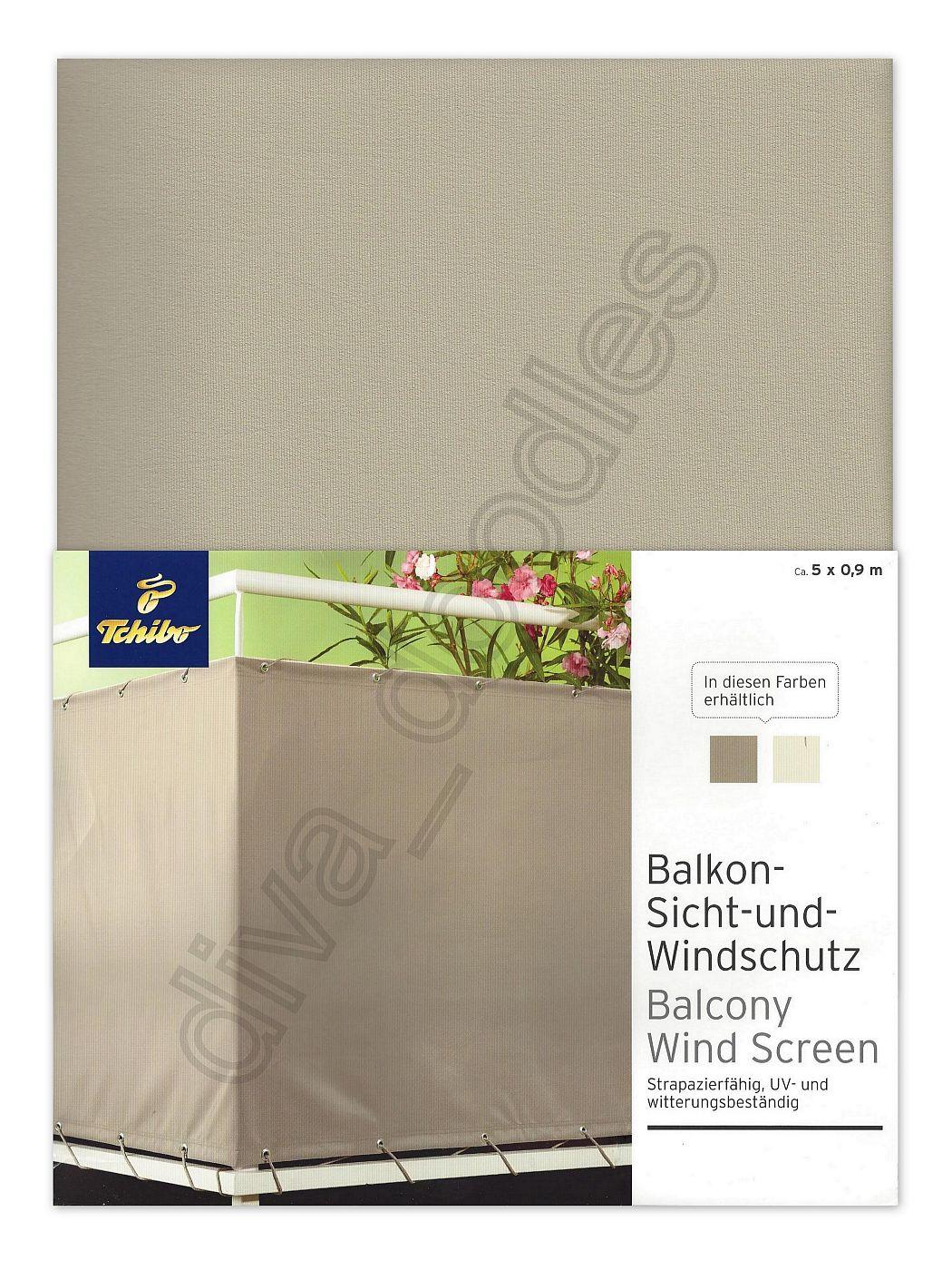 Luxus Balkon Sichtschutz Tchibo
