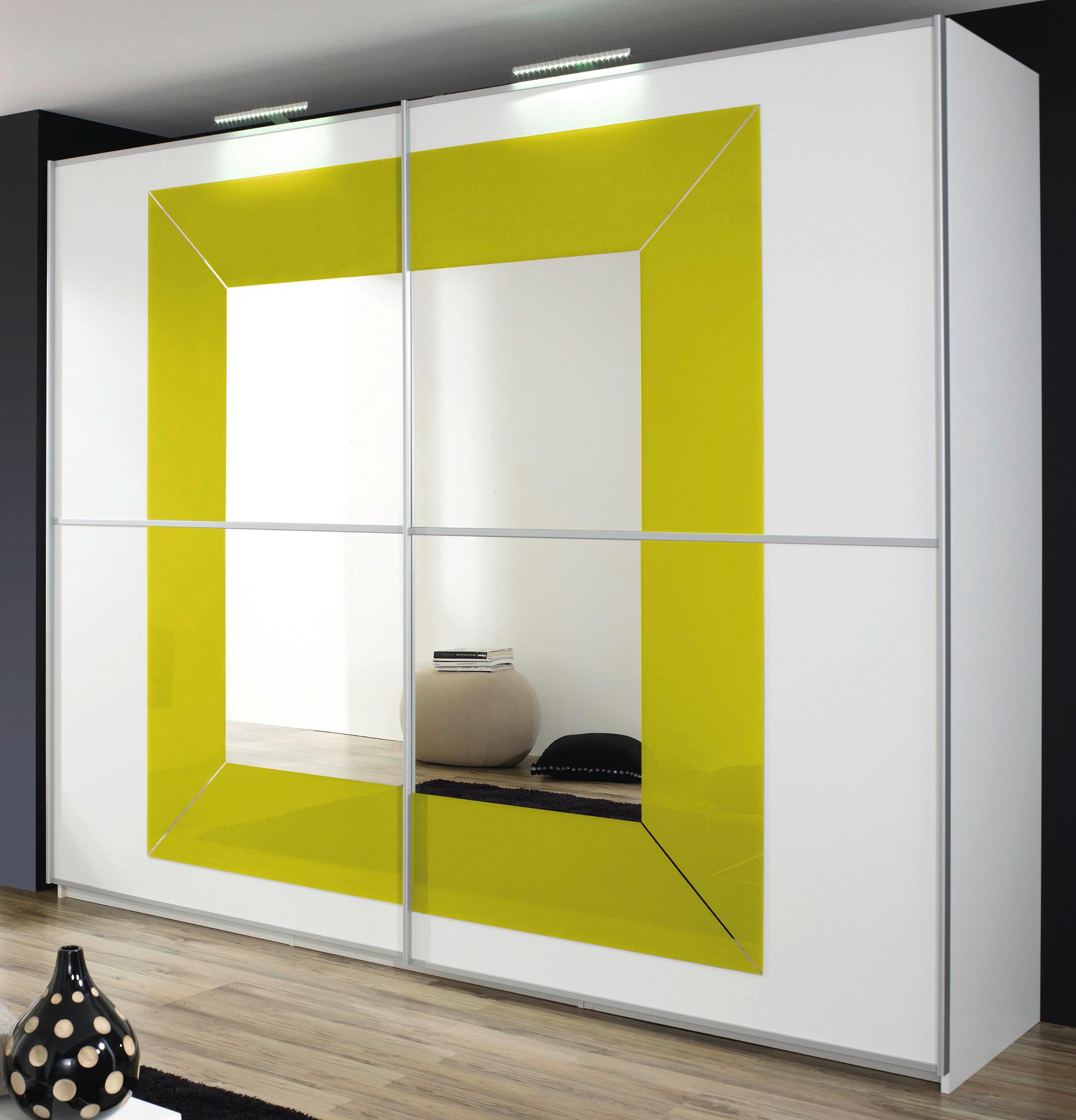 rauch schwebet renschrank focus 4 breiten 2 h hen verschiedene farben ebay. Black Bedroom Furniture Sets. Home Design Ideas
