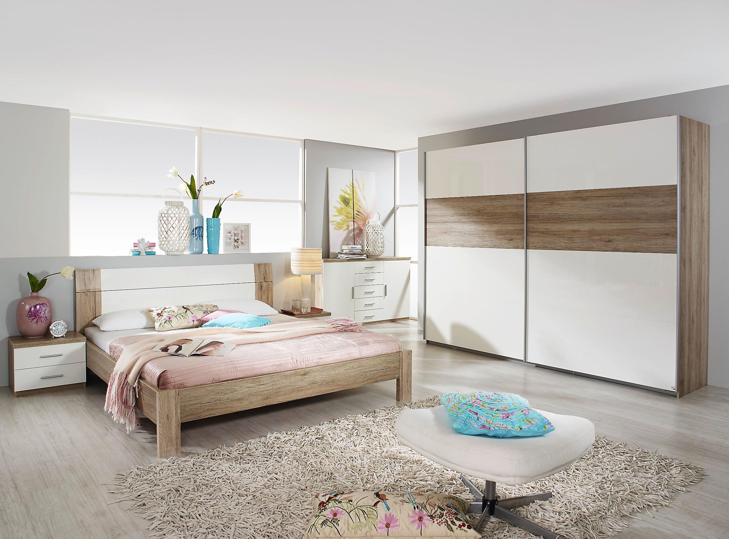 rauch schlafzimmer komplettangebot granada 4 teilig. Black Bedroom Furniture Sets. Home Design Ideas
