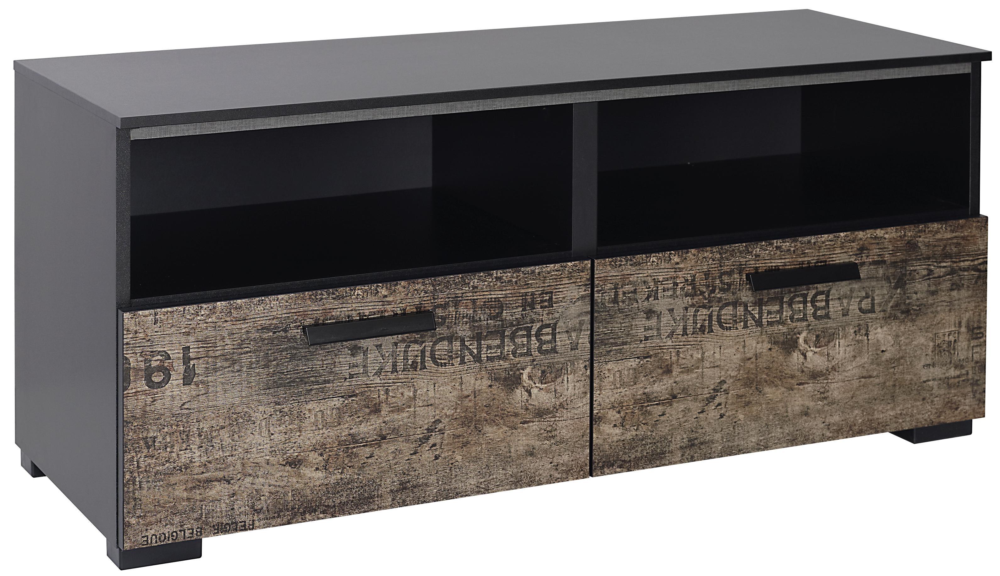 rauch select tvkommode sumatra vintage braun  ebay ~ Kare Tv Schrank Underground