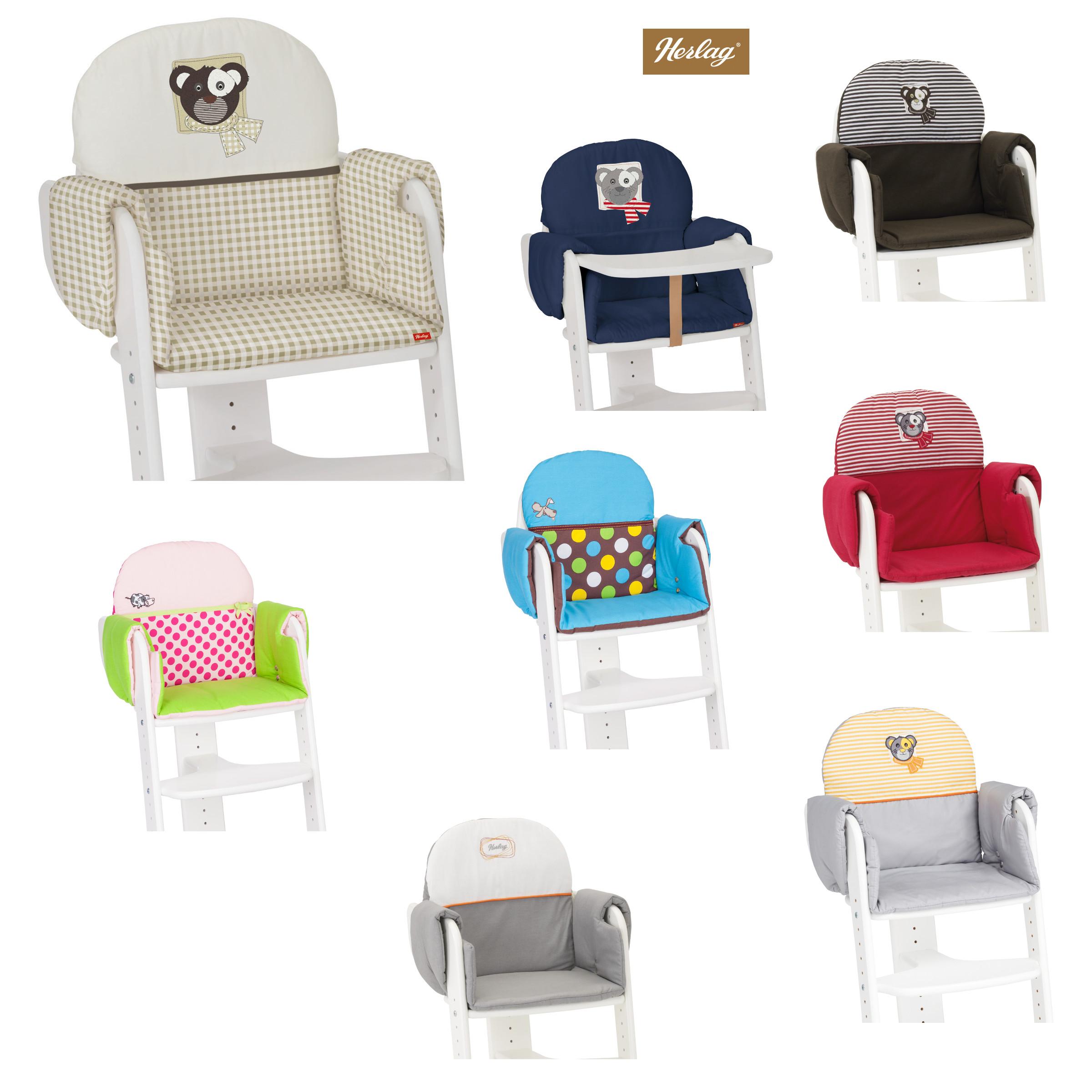 herlag sitzpolster f r tipp topp iv hochstuhl sitzauflage sitzverkleinerer ebay. Black Bedroom Furniture Sets. Home Design Ideas