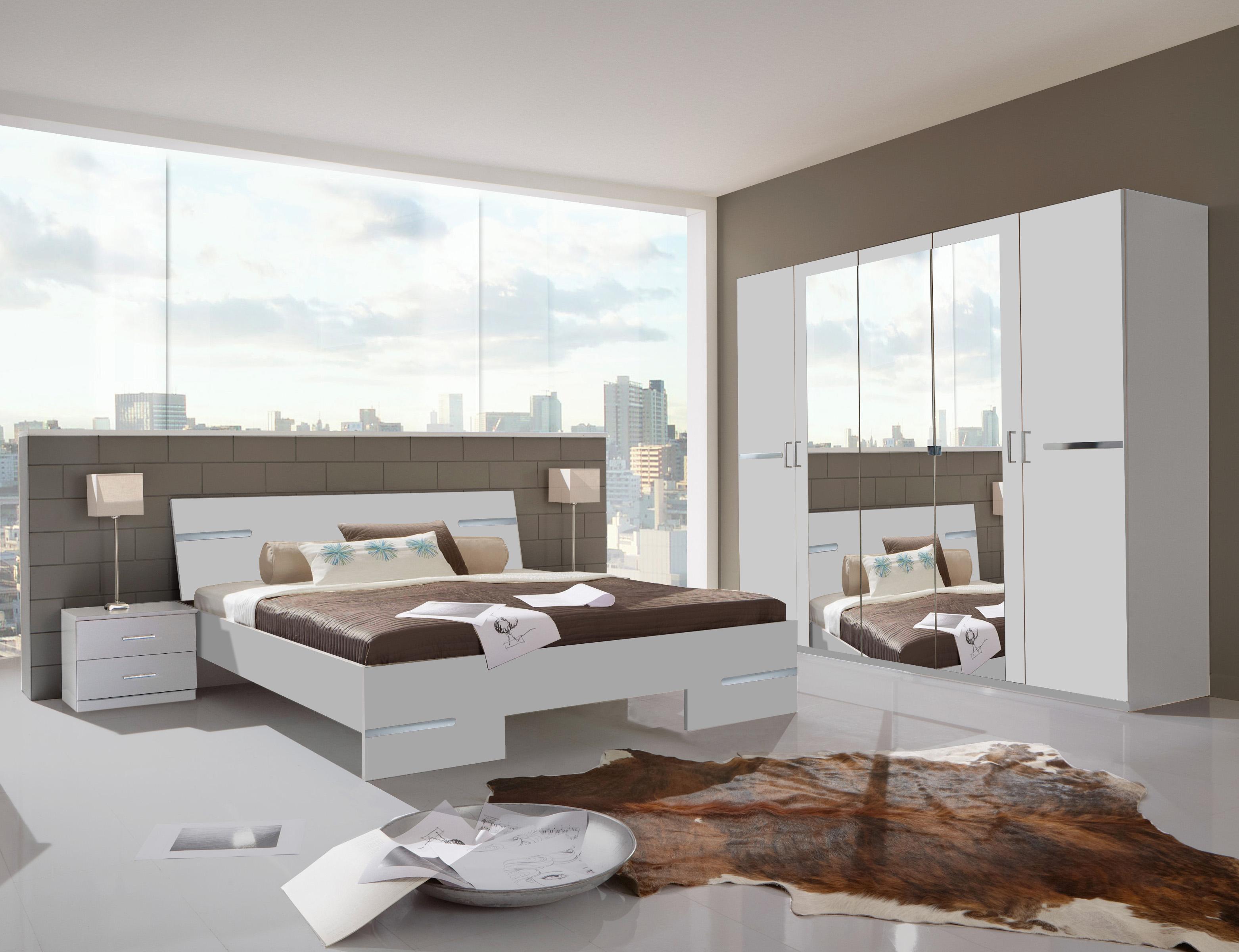 Wimex schlafzimmer komplettangebot kleiderschrank bett 2x - Wimex schlafzimmer ...